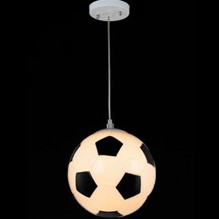 люстра для детской мальчика футбольный мяч
