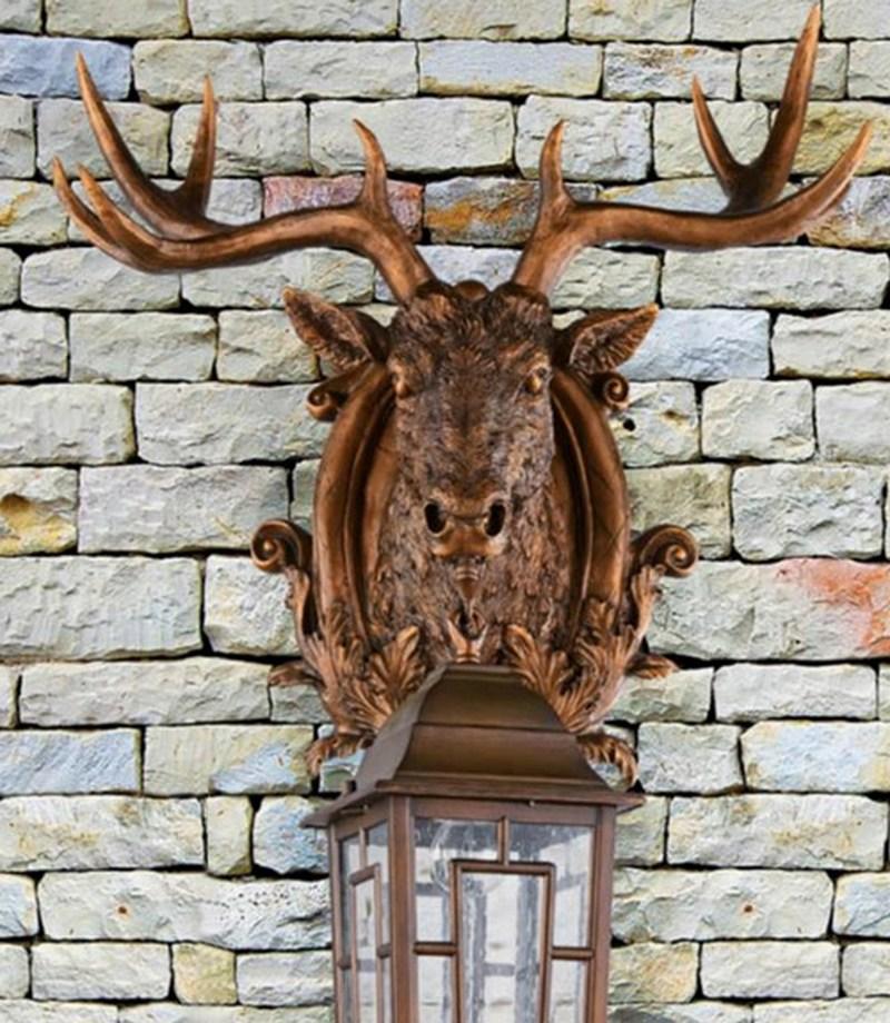 Уличные светильники Favourite в виде животных
