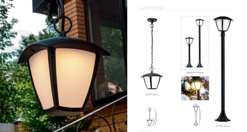 Серия LAMPIONE LightStar