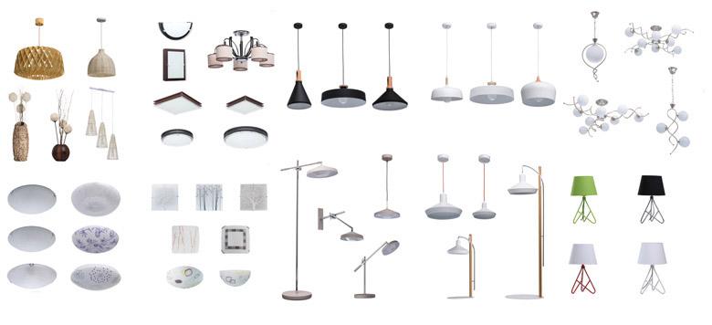 Городских современые светильников MW-Light