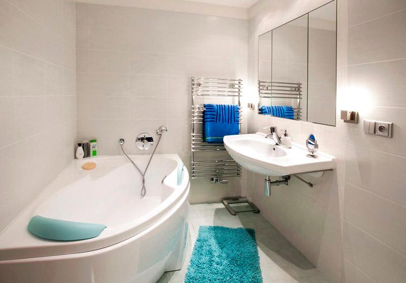 Настенные светильники для ванной