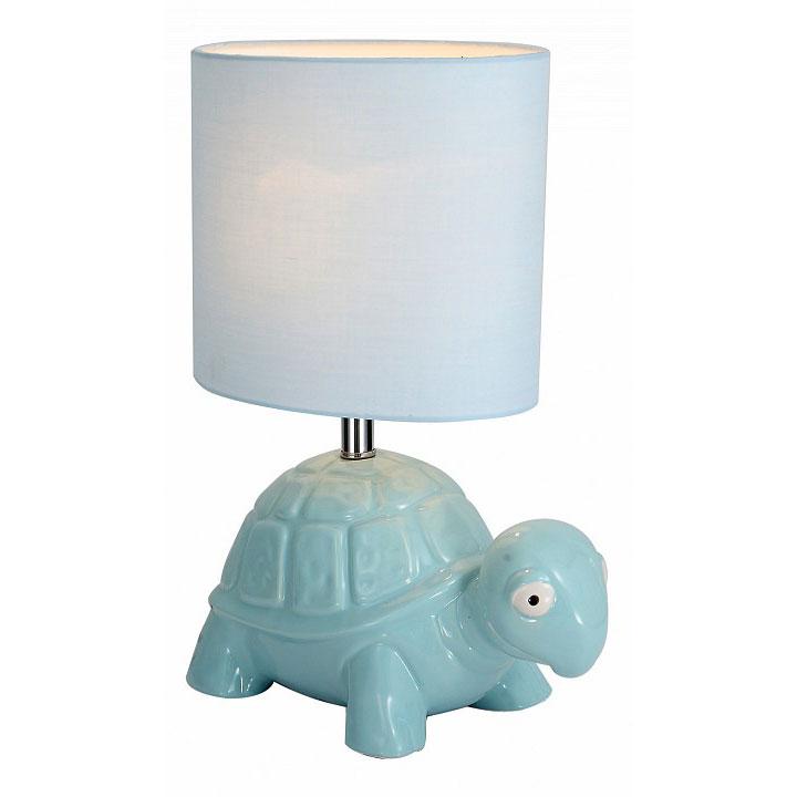 Детская настольная лампа черепашка