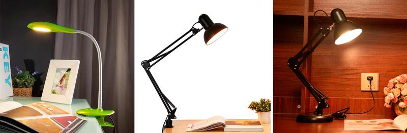 Офисные настольные лампы
