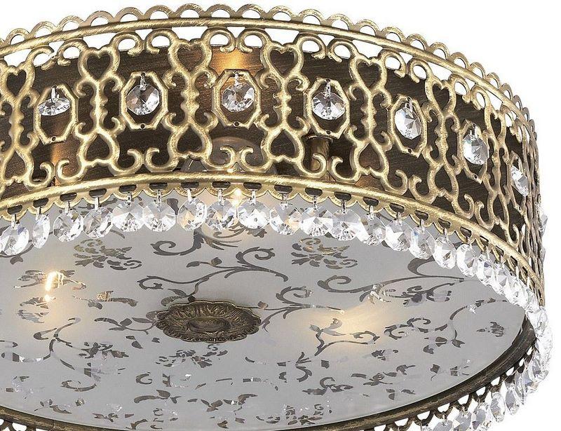 Потолочный итальянский светильник Odeon