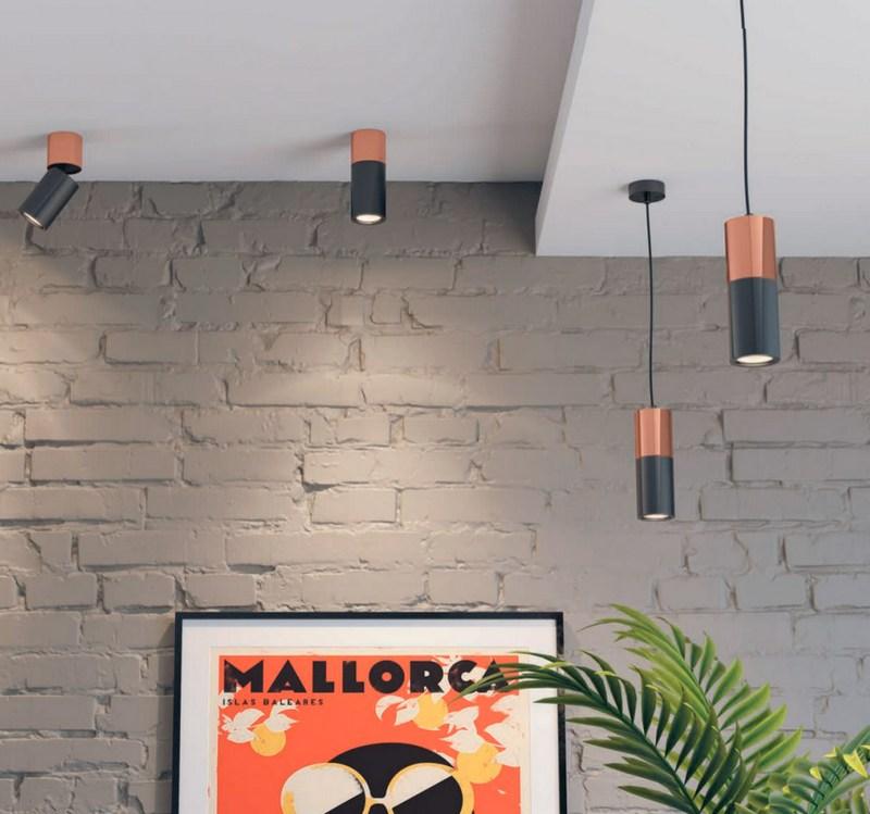 Потолочные светильники Odeon light Duetta