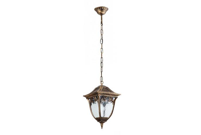 уличные подвесные светильники