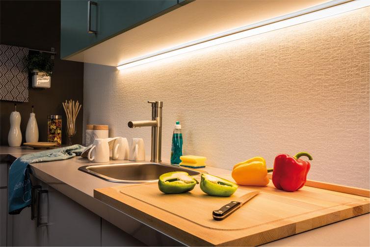 Светодиодные ленты для кухни