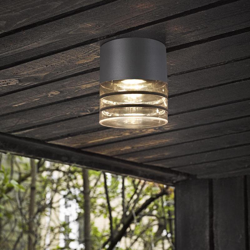 Потолочный маленький светодиодный светильник