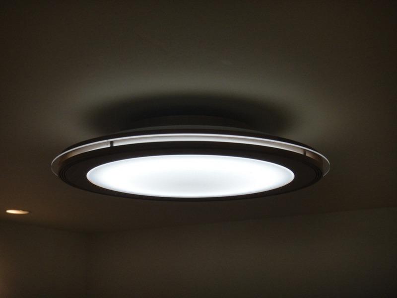 Потолочный круглый светодиодный светильник