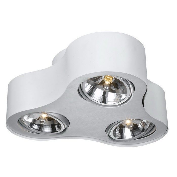 Фото Накладной светильник Arte Lamp Cliff A5643PL-3WH
