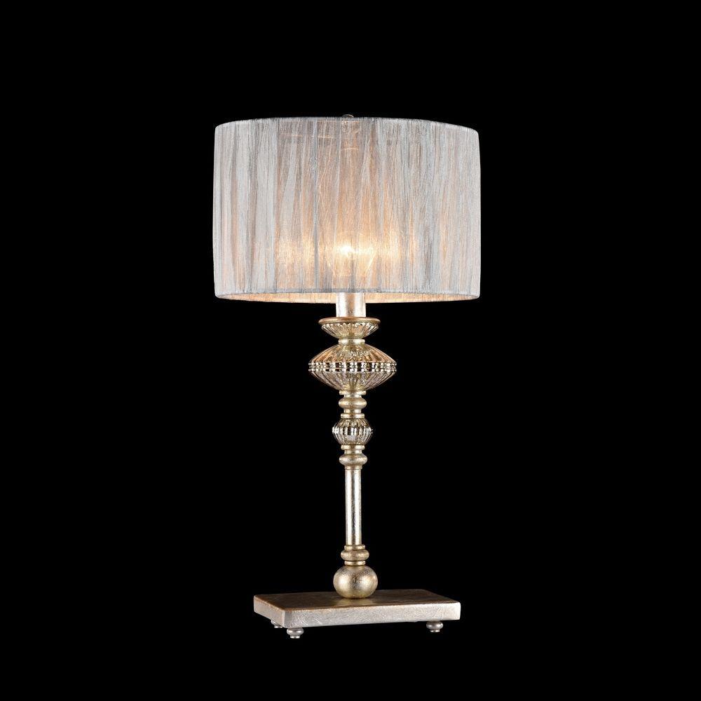 Фото Настольная лампа декоративная Maytoni Serena Antique ARM041-11-G