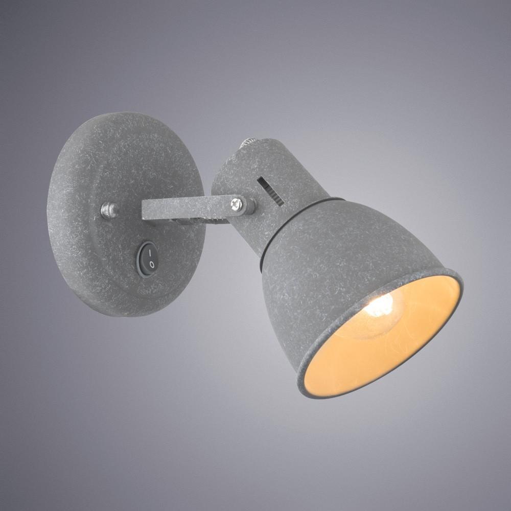 Дополнительное фото 1 товара Бра Arte Lamp 1677 A1677AP-1GY