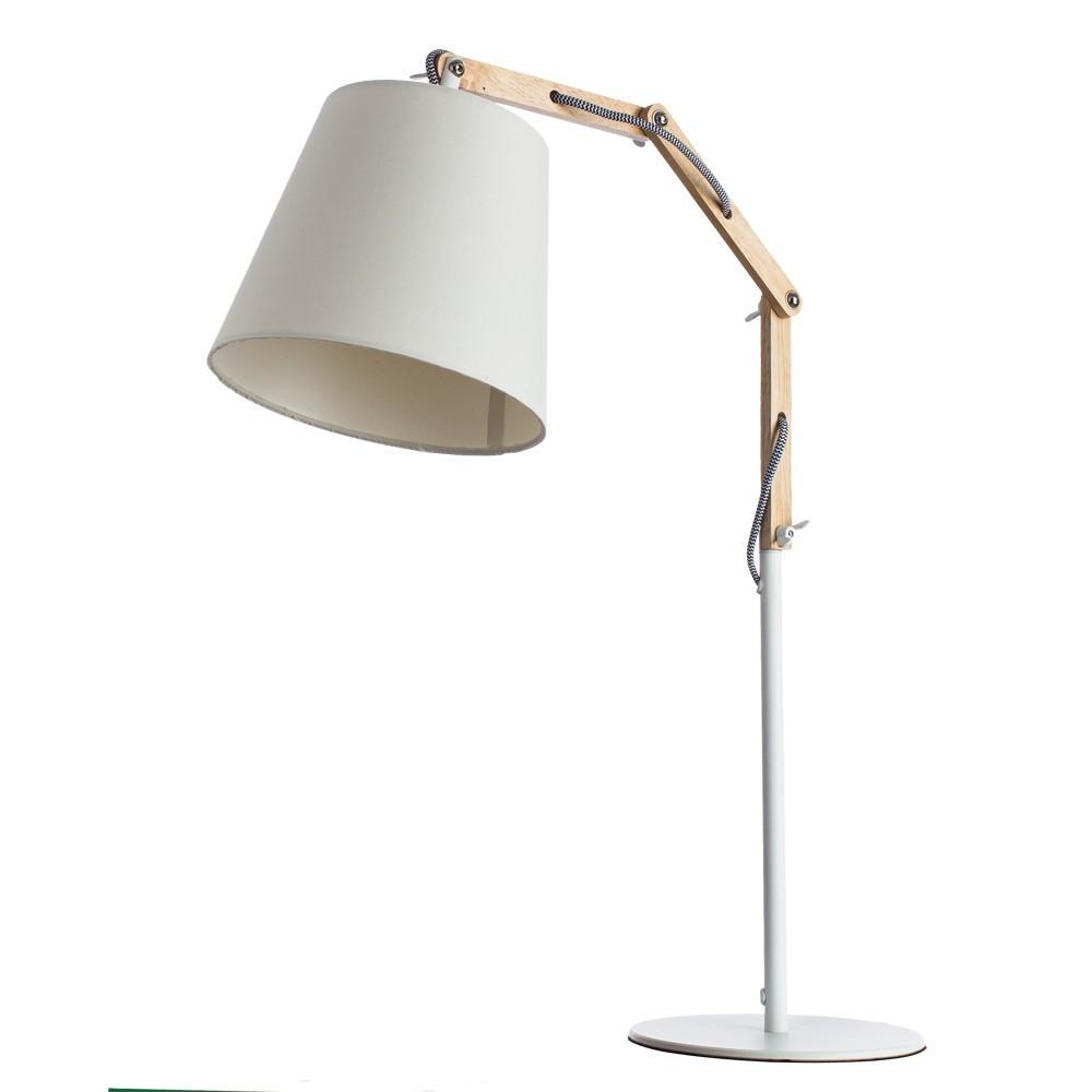 Фото Настольная лампа декоративная Arte Lamp Pinocchio A5700LT-1WH