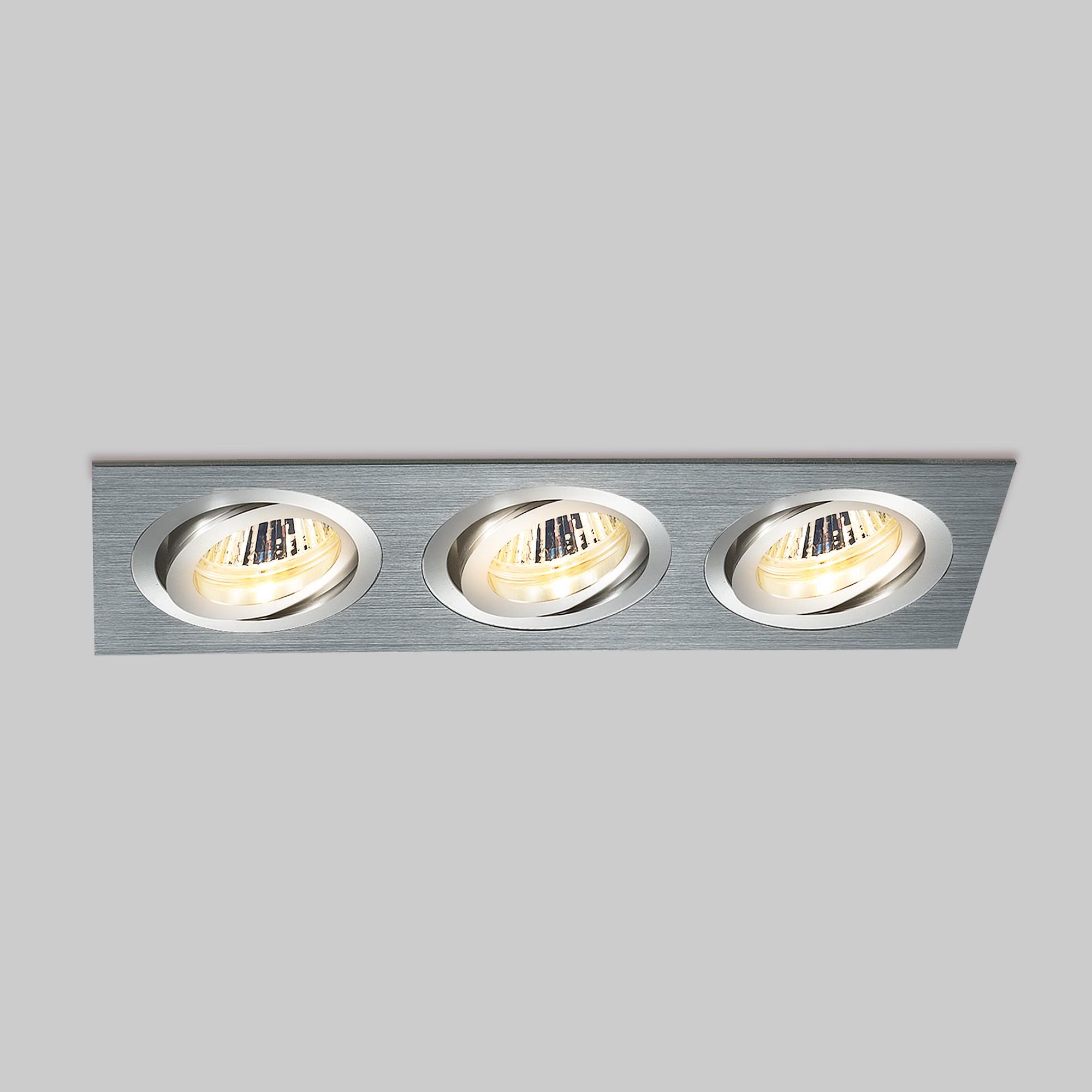 Фото Встраиваемый светильник Elektrostandard 1011 a029904