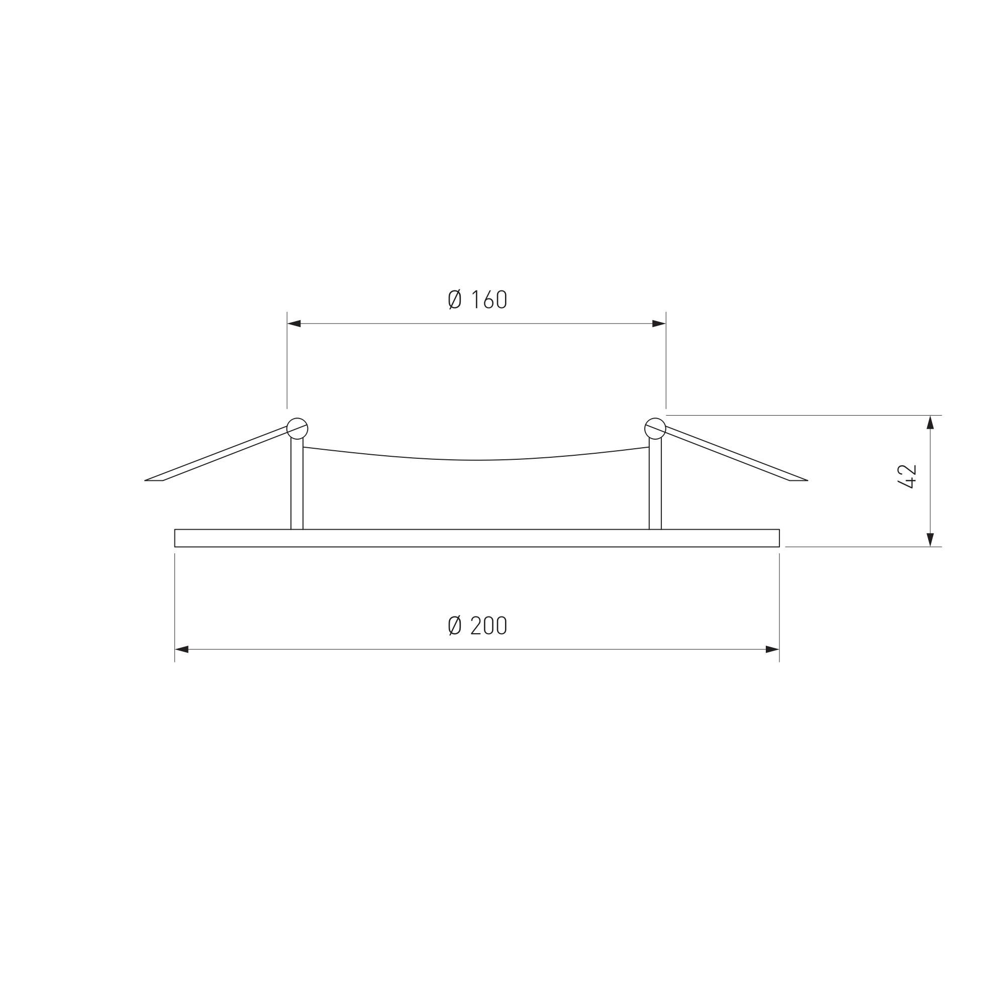 Дополнительное фото 2 товара Встраиваемый светильник Elektrostandard Downlight a031836