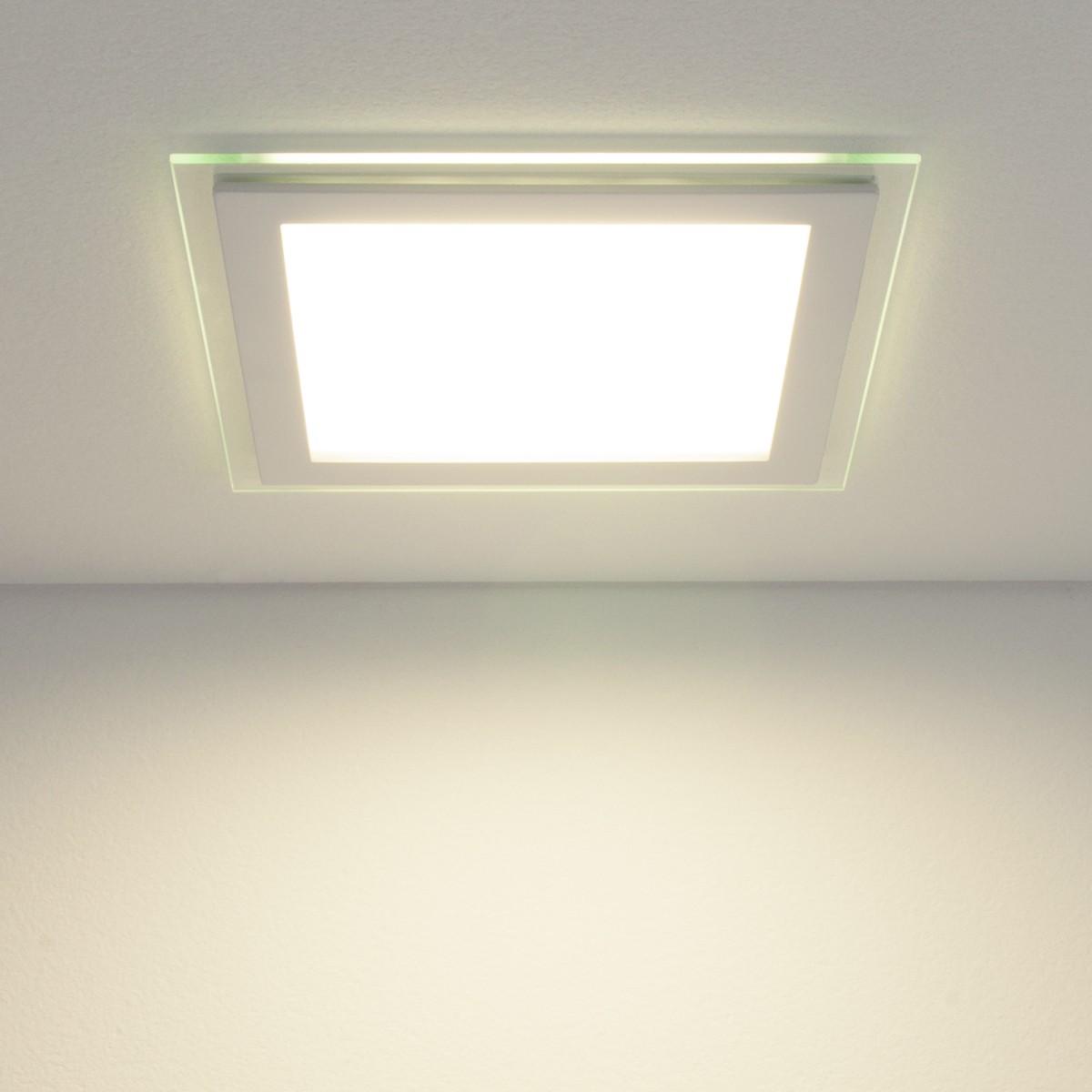 Фото Встраиваемый светильник Elektrostandard Downlight a031837