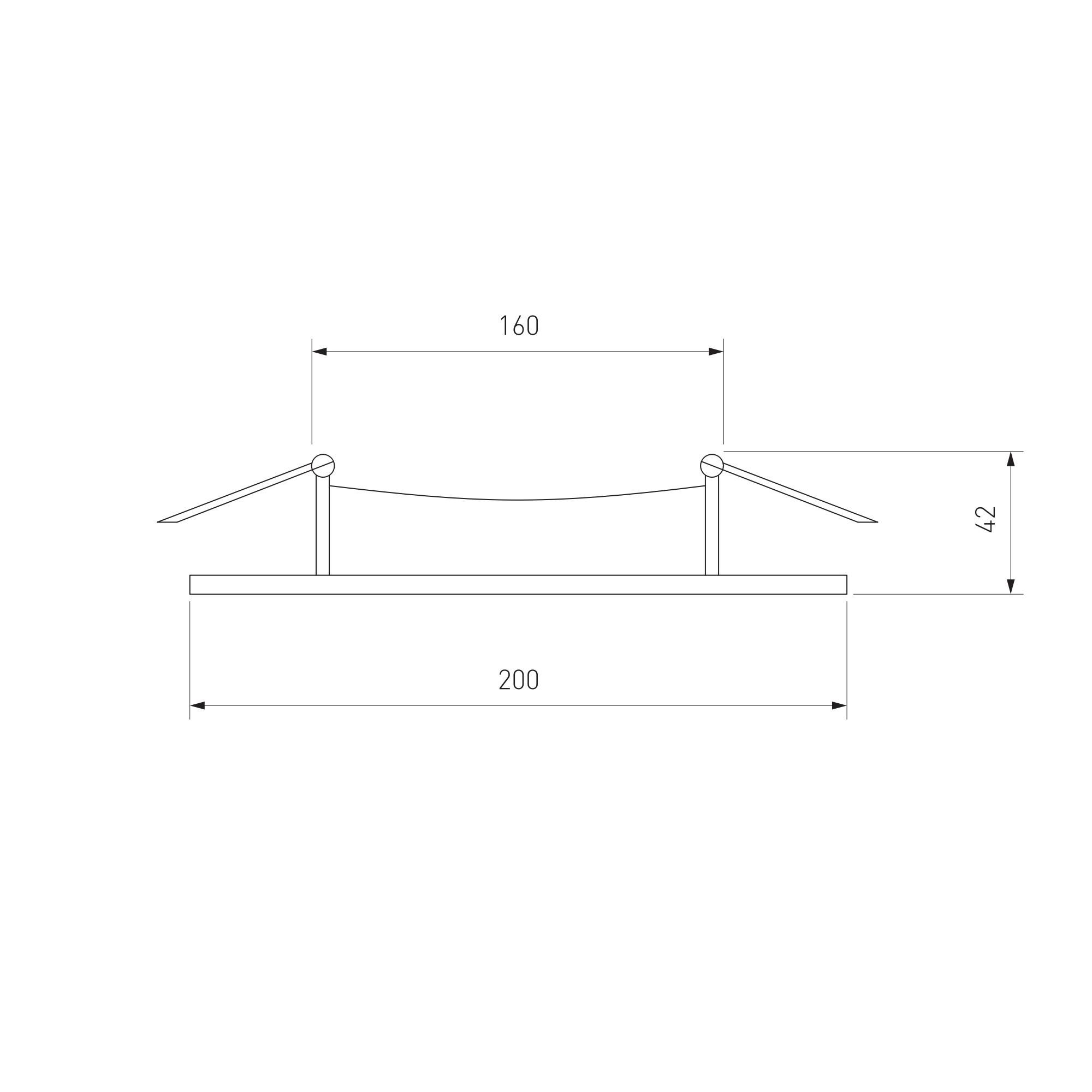Дополнительное фото 2 товара Встраиваемый светильник Elektrostandard Downlight a031837