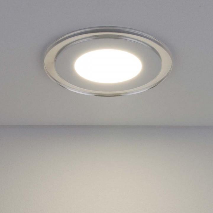 Дополнительное фото 2 товара Встраиваемый светильник Elektrostandard Downlight a031838