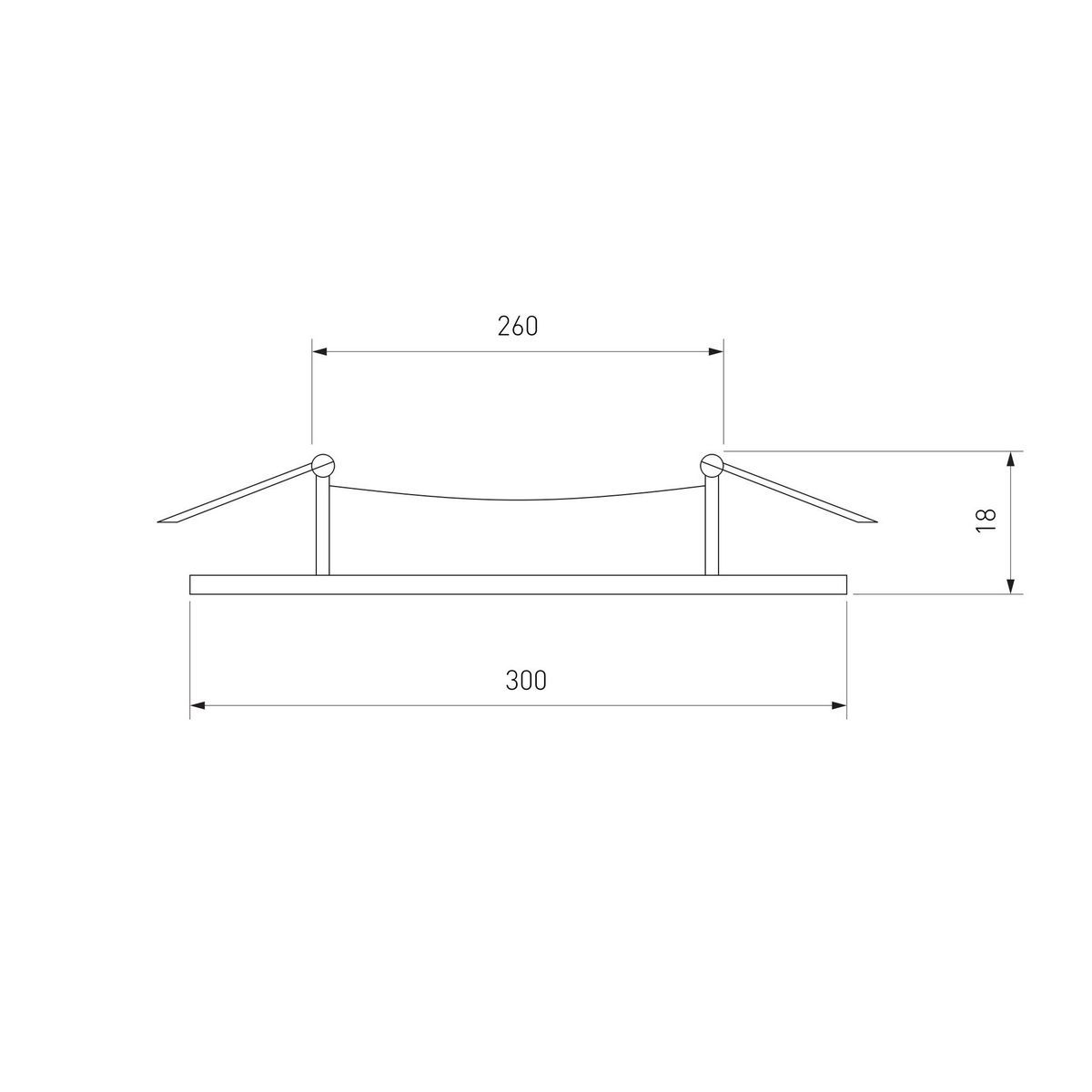 Дополнительное фото 2 товара Встраиваемый светильник Elektrostandard Downlight a034919