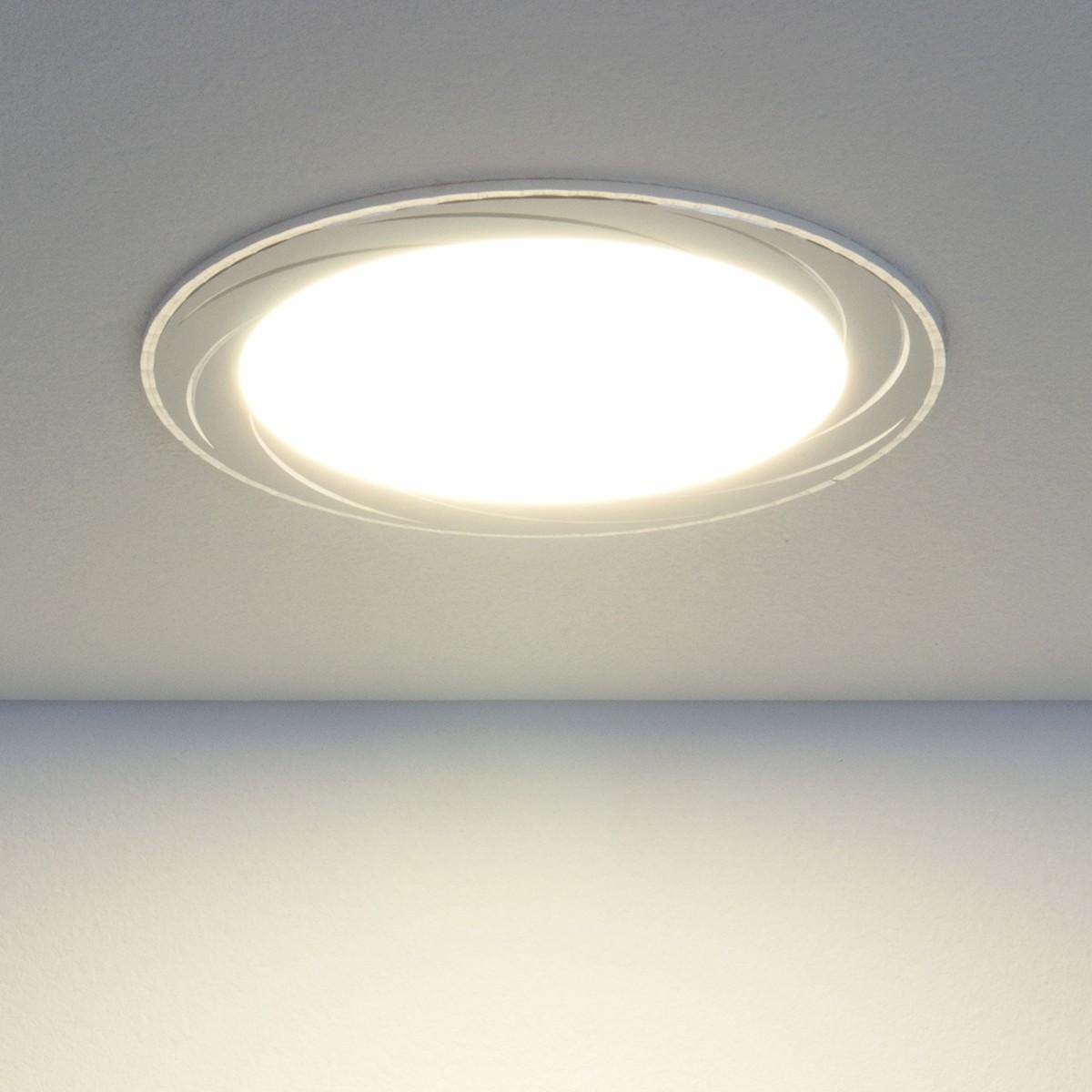 Фото Встраиваемый светильник Elektrostandard Downlight a035362