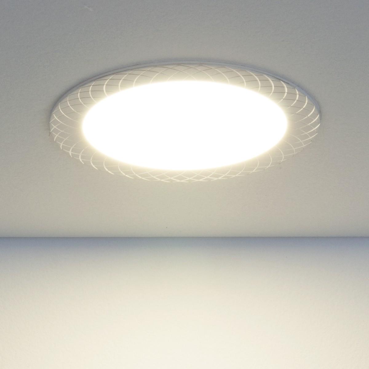 Фото Встраиваемый светильник Elektrostandard Downlight a035363