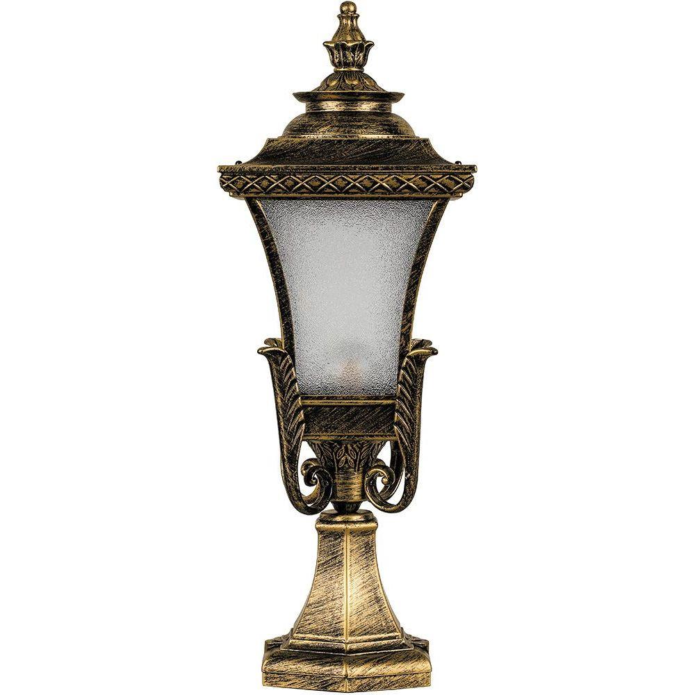 Фото Наземный низкий светильник Feron Валенсия 11405