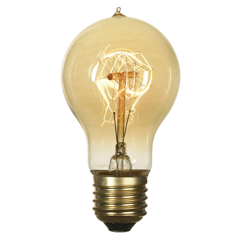 Фото Лампа накаливания Lussole Loft GF-E-719