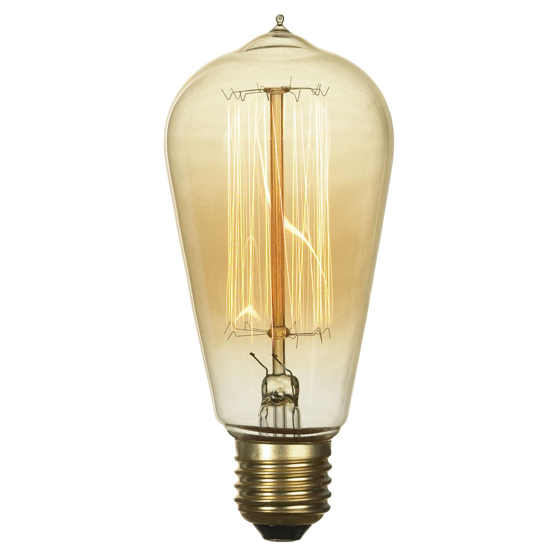 Фото Лампа накаливания Lussole Loft GF-E-764