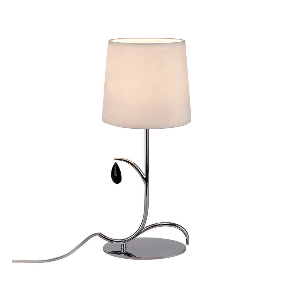 Фото Настольная лампа декоративная Mantra Andrea Cromo 6319