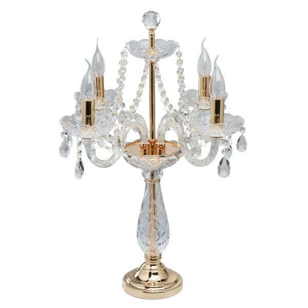 Фото Настольная лампа декоративная Каролина 367036204
