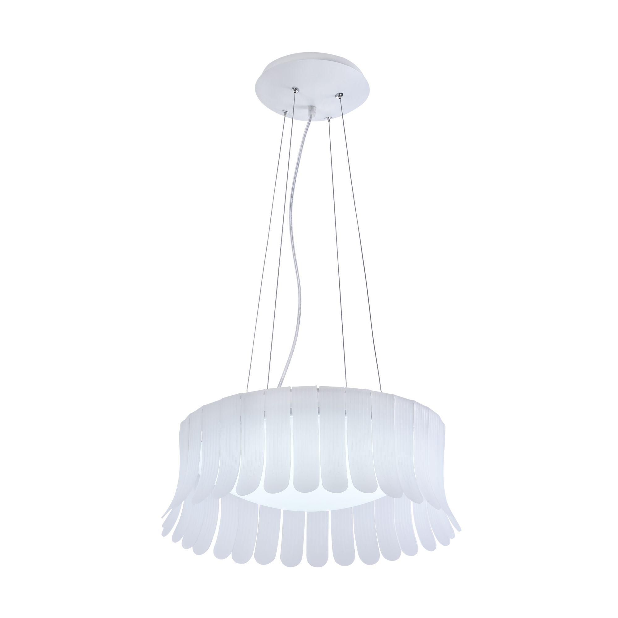 Фото Подвесной светильник Maytoni Degas MOD341-PL-01-24W-W
