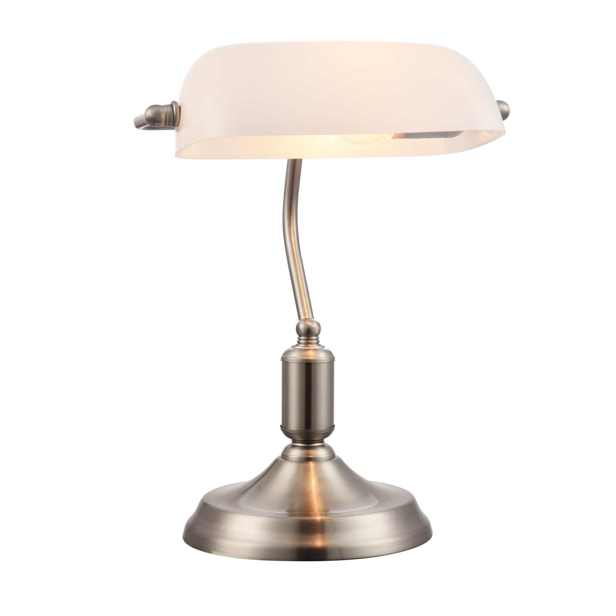 Фото Настольная лампа офисная Maytoni Kiwi Z153-TL-01-N