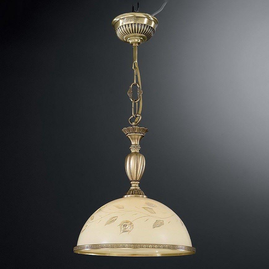Дополнительное фото 2 товара Подвесной светильник Reccagni Angelo 6208 L 6208/28