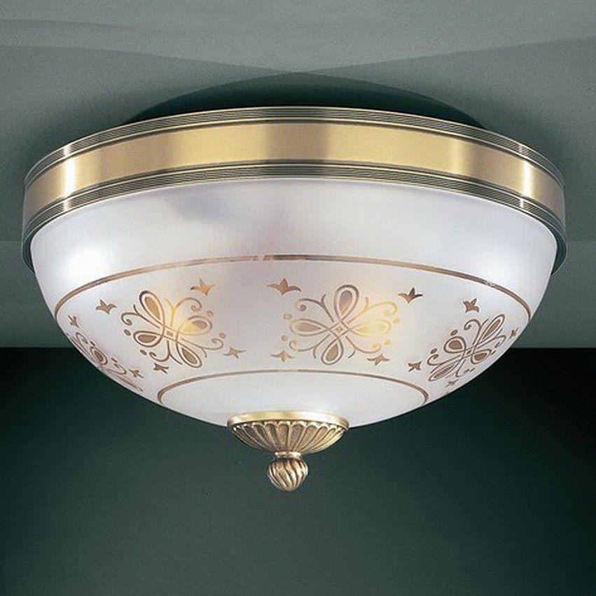 Дополнительное фото 2 товара Накладной светильник Reccagni Angelo 6002 PL 6002/2