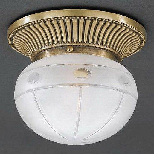 Дополнительное фото 1 товара Накладной светильник Reccagni Angelo 770 PL 7704/1