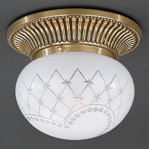 Дополнительное фото 1 товара Накладной светильник Reccagni Angelo 7800 PL 7800/1