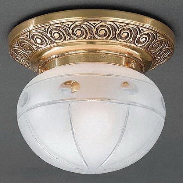 Дополнительное фото 1 товара Накладной светильник Reccagni Angelo 7843 PL 7844/1