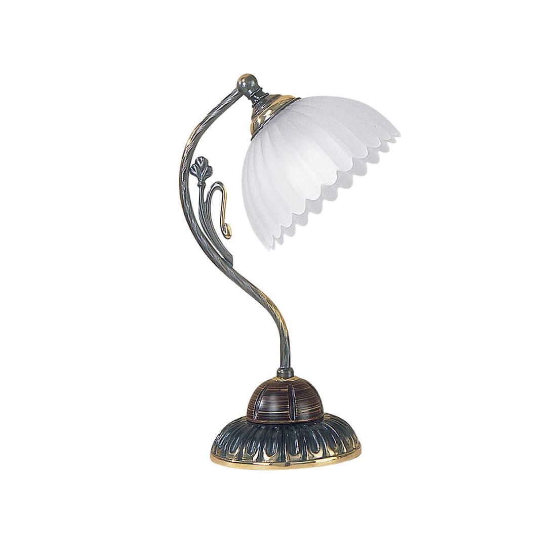 Фото Настольная лампа декоративная Reccagni Angelo 2805 P 1805
