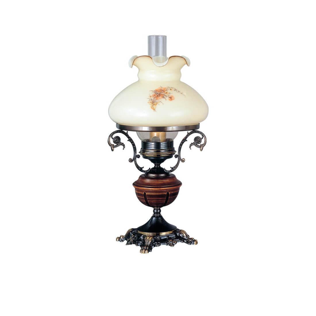 Фото Настольная лампа декоративная Reccagni Angelo 2400 P 2400 G
