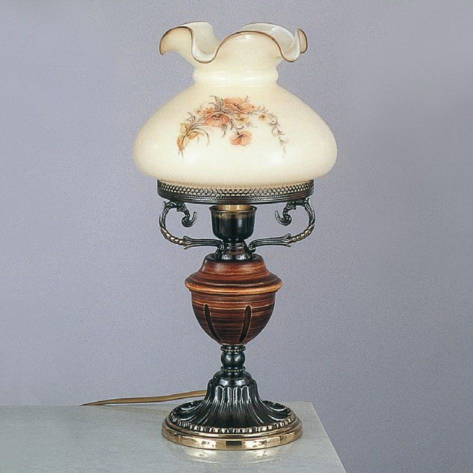 Дополнительное фото 2 товара Настольная лампа декоративная Reccagni Angelo 2400 P 2400 M