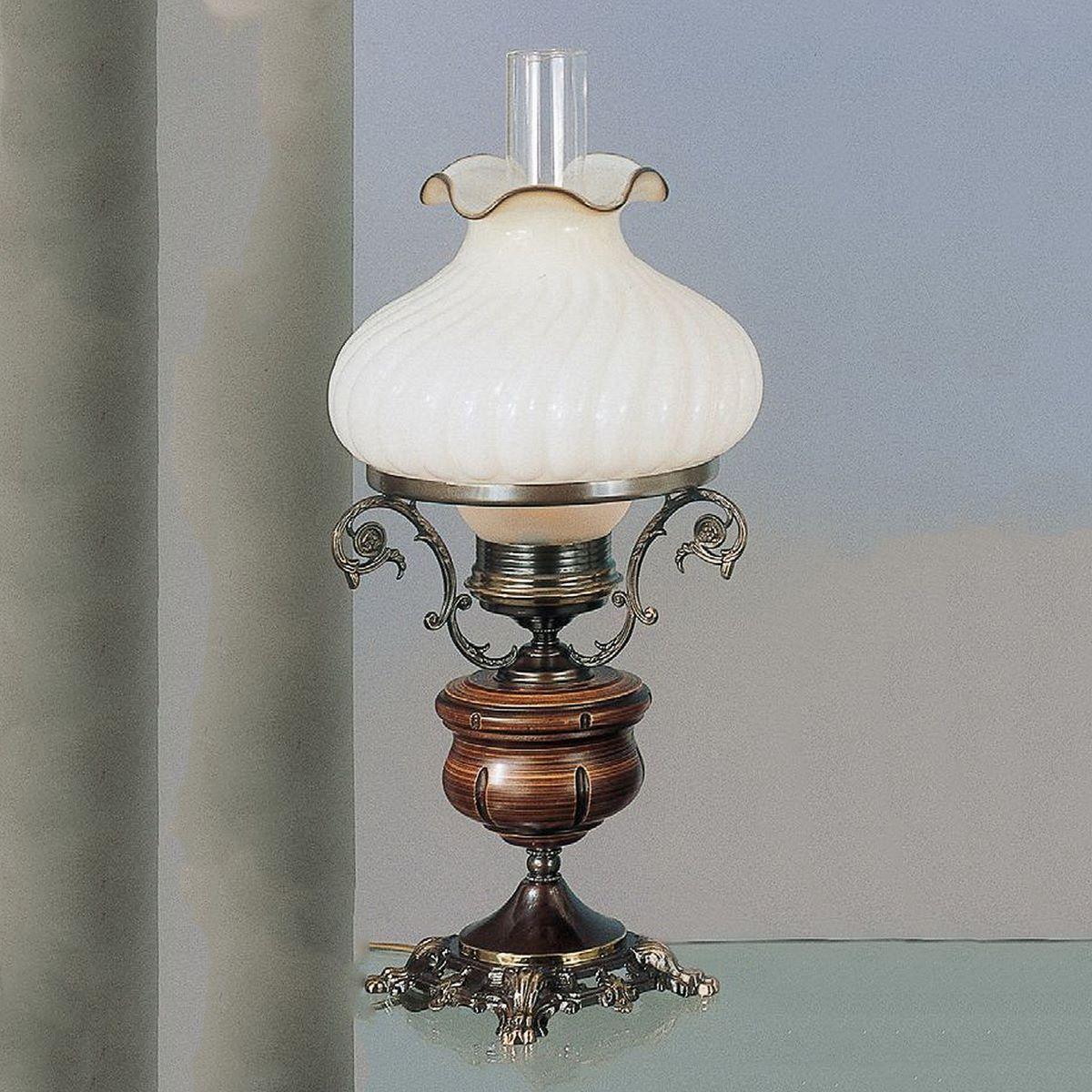 Дополнительное фото 2 товара Настольная лампа декоративная Reccagni Angelo 2442 P 2442 G