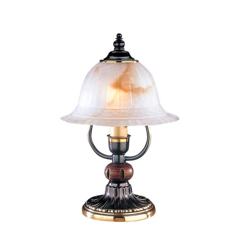 Фото Настольная лампа декоративная Reccagni Angelo 2801 P 2801
