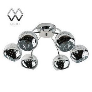 Потолочная люстра MW-Light Космос 1 228012606