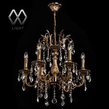 Подвесная люстра MW-Light Свеча 1 301013506