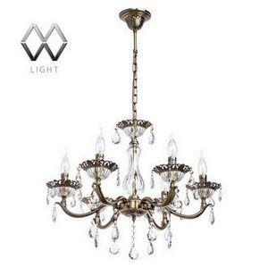 Подвесная люстра MW-Light Свеча 3 301015006