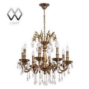 Подвесная люстра MW-Light Свеча 1 301015108