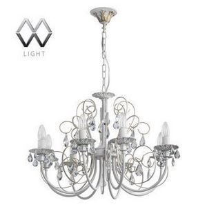Подвесная люстра MW-Light Свеча 4 301015308