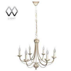 Подвесная люстра MW-Light Свеча 9 301016806