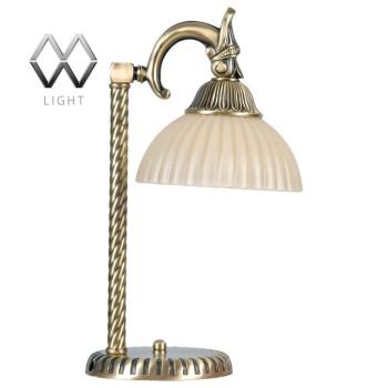 Настольная лампа декоративная MW-Light Афродита 1 317031001