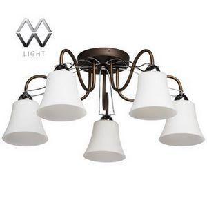 Потолочная люстра MW light Альфа 7 324013105